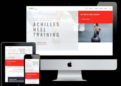 Achilles Heel Training
